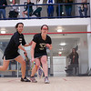 2013 Women's National Team Championships: Alden Drake (Bowdoin) and Grace Zimmerman (Wesleyan)