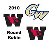 2010 Wesleyan Round Robin: Lauren Mathieu (George Washington) and Grace Zimmerman (Wesleyan)