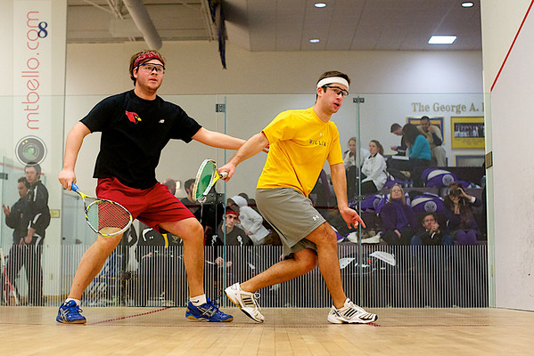 Lucas Wherry (Wesleyan) and Alexander Greaves-Tunnell (Williams)