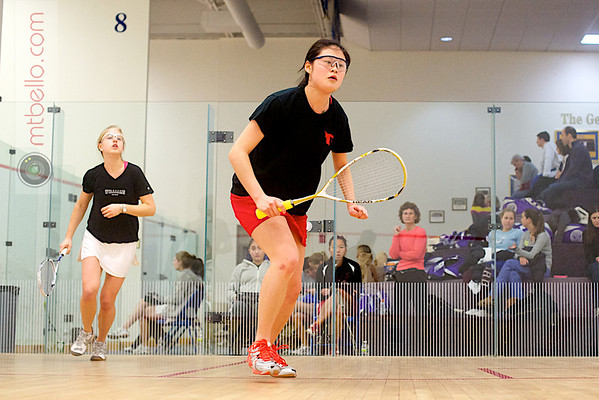 Kar-Anne Tan (Wesleyan) and Carolyn Kaemmer (Williams)