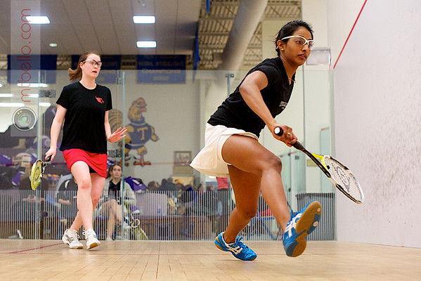 Nell Schwed (Wesleyan) and Kavitha Mannava (Williams)