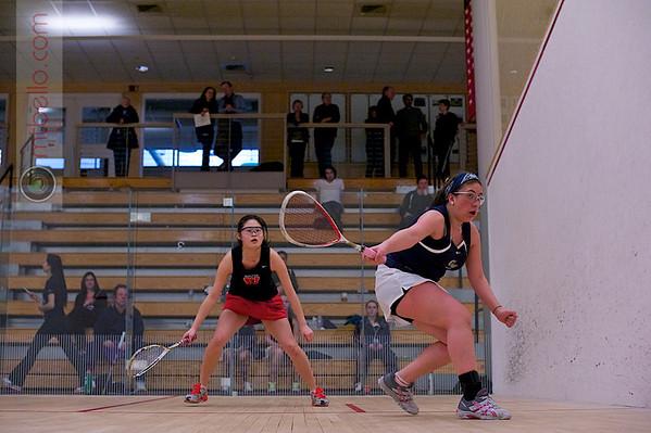 2012 Women's National Team Championships (Howe Cup): Kar-Anne Tan (Wesleyan) and Adriana Calderon (George Washington)