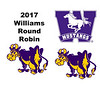 2017 Williams Round Robin: Pierce Masuara (Western Ontario) and Oscar Merino (Williams)