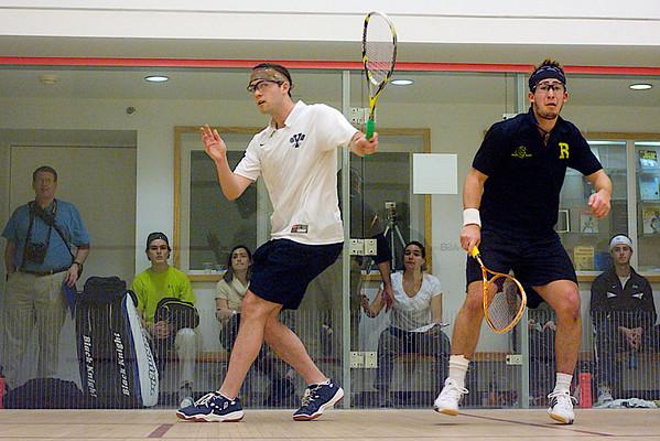 Chris Plimpton (Yale) and Juan Pablo Gaviria (Rochester)