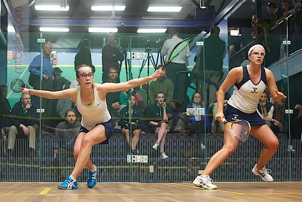 Sarah Toomey (Yale) and Pamela Hathway (Trinity)