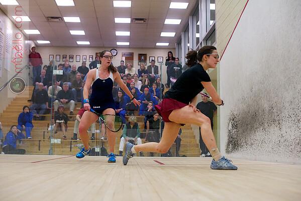 Logan Greer (Yale) and Laura Gemmell (Harvard)