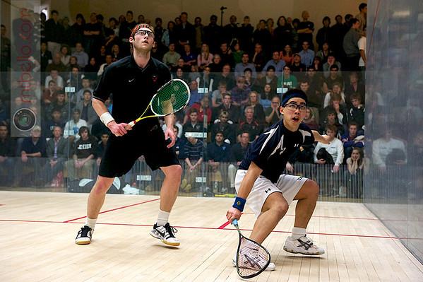 Chris Callis (Princeton) and Kenneth Chan (Yale)