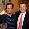 Dave Talbott (Yale) and Bob Callahan (Princeton)