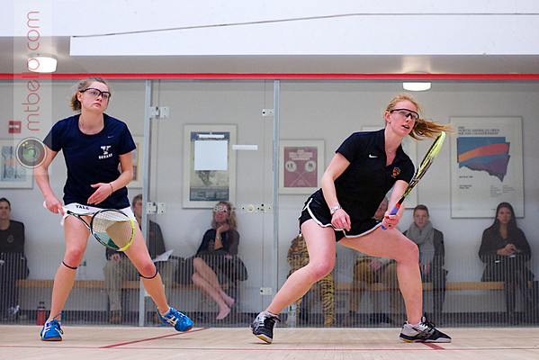 2012 Ivy League Scrimmages: Issey Norman-Ross (Yale) and Alexandra Lunt (Princeton)