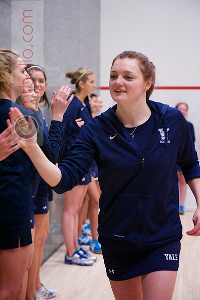 2013 Women's National Team Championships: Issey Norman-Ross (Yale)