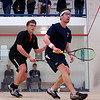 2012 Ivy League Scrimmages: Stephen Harrington (Princeton) and Neil Martin (Yale)