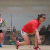 2012 Ivy League Scrimmages: Katie Ballaine (Yale) and Katherine Elliott-Moskwa (Brown)