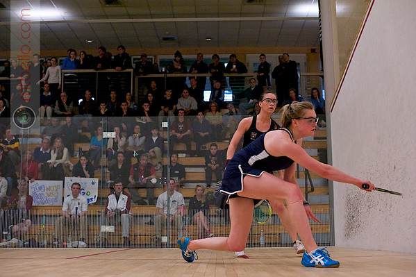 2012 Women's National Team Championships (Howe Cup): Megan Murray (Harvard) and Norman-Ross,Issey (Yale)