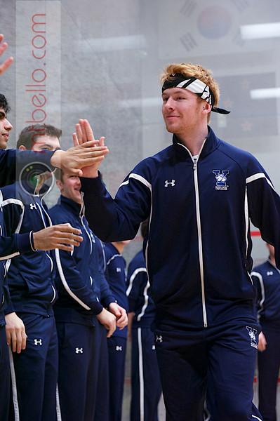 2013 Men's National Team Championships: Sam Fenwick (Yale)