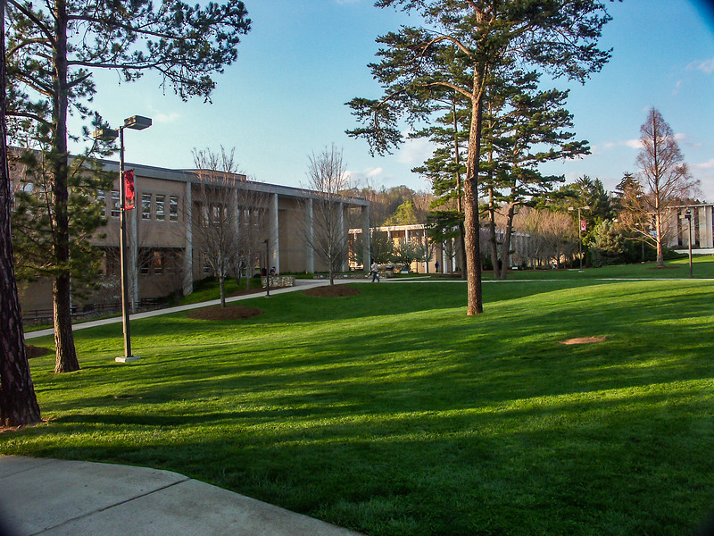 University of North Carolina  Asheville