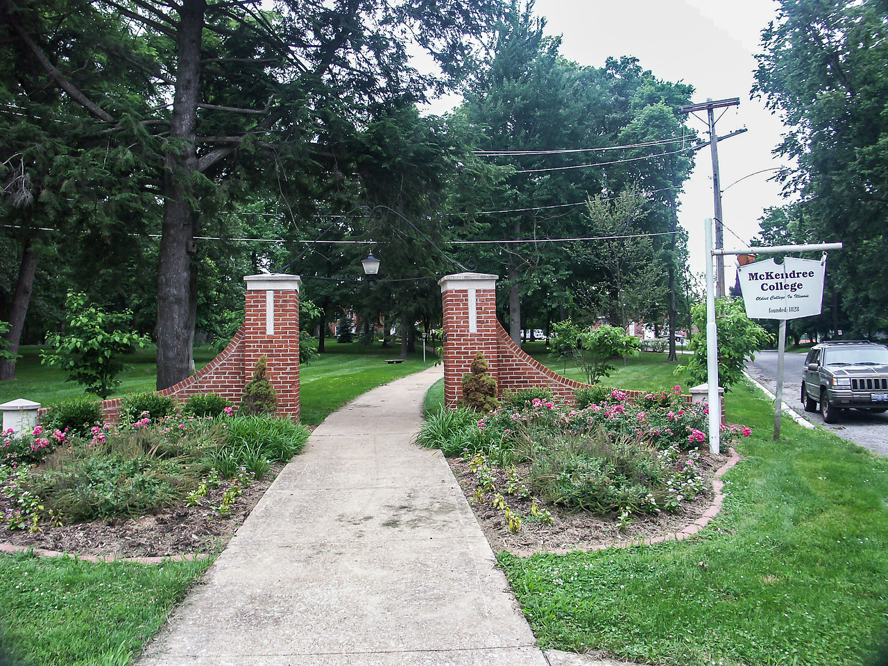 McKendree College