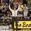 Brian Gimmillaro exhorsts the crowd