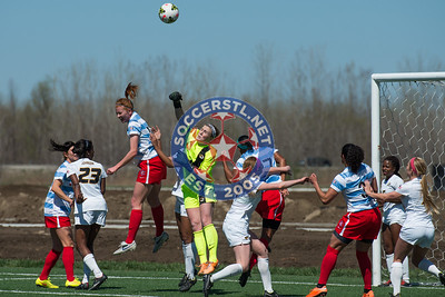 Chicago Red Stars play Mizzou at Parkway Showcase