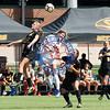 Iowa Gets OT Win at Mizzou Soccer