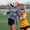Maryville and Quincy play a Spring game at the Parkway College Showcase