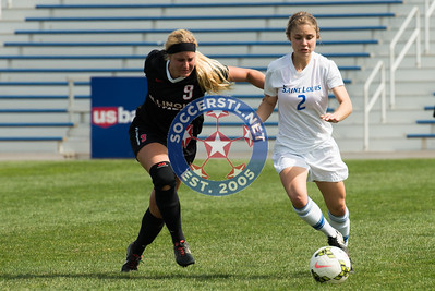 Spring Exhibition soccer as SLU Billikens host MVC foe Illinois State