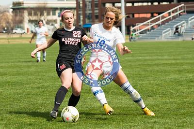 Spring Exhibition soccer as SLU Billikens host MVC foe Illinois State