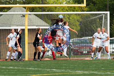 2014-09-06 Rhodes falls 0-1 at WUSTL in D3 womens soccer
