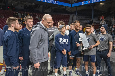 Penn State, 2019 Big Ten Champions