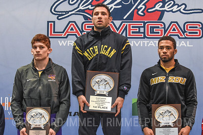 2018 Cliff Keen Las Vegas Invitational held at the Las Vegas Convention Center, November 30 - December 1.
