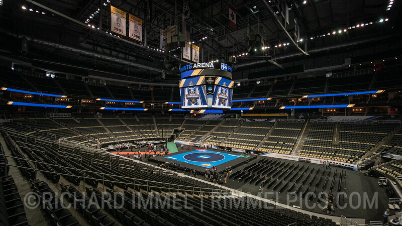 PPG Paints Arena NCAA Finals