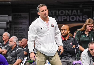 Coach Tom Ryan (Ohio State)