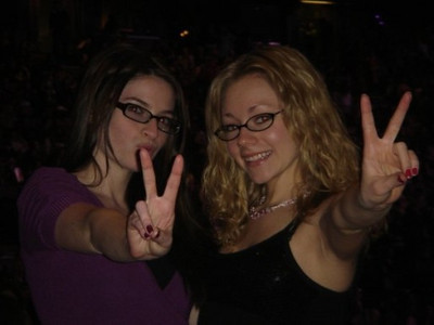 Spice Girls concert. Feb 07'?