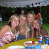 June 07' - The girls at melissa's moritz'  (?)  H.S, graduation party