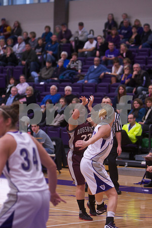 2012-01-07 Augsburg Basketball Womens @ St. Thomas
