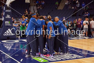 2018-06-19 Mn Lynx vs Dallas Wings