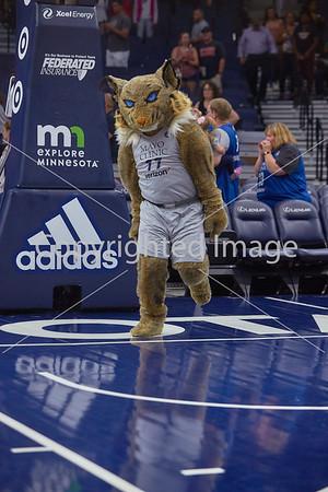 2018-08-14 Mn Lynx vs Chicago Sky