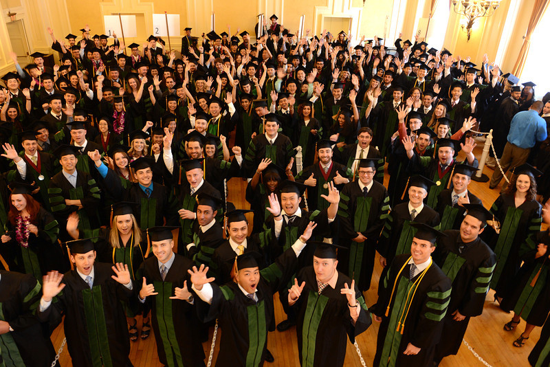 The 33rd Annual Commencement Exercises