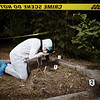 Crime scene investigation - photo documentation