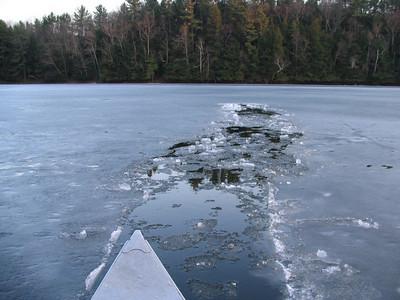 First Canoe