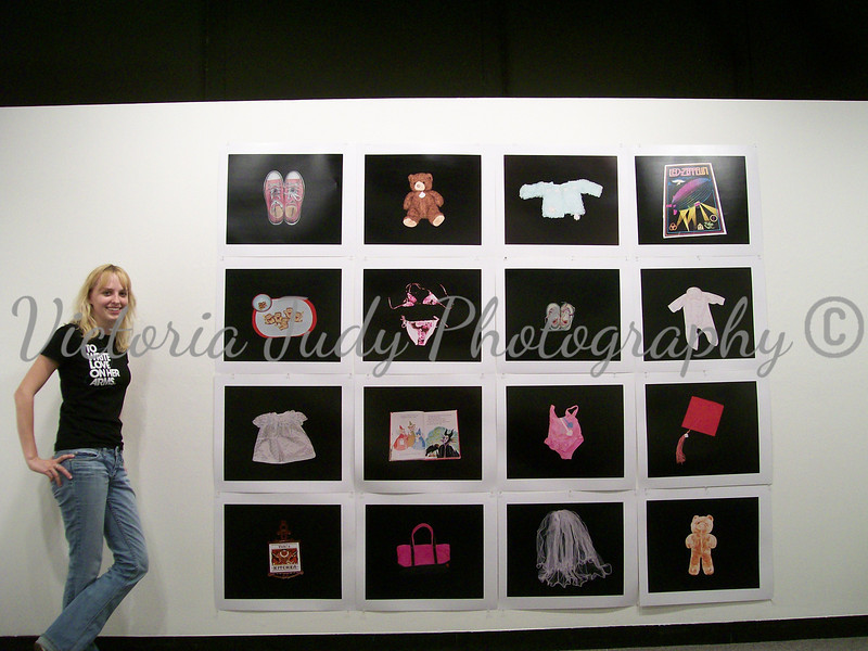 I put myself in the picture for scale. It was a huge project. The largest I'd ever done.<br /> <br /> June - 2008