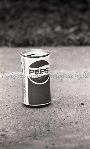 Vintage Pepsi Rule Of Thirds
