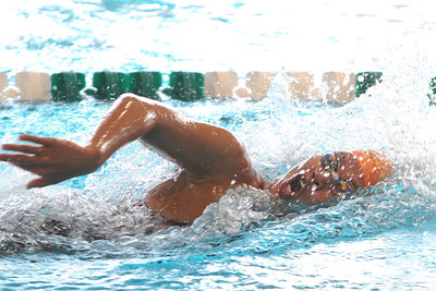 Natasha Tang 500 freestyle state champion
