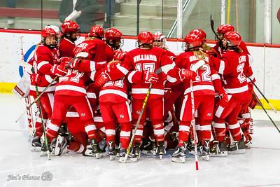 UW Sports - Women's Hockey - Nov 20, 2015