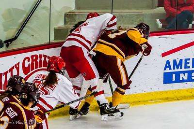 UW Sports - Women's Hockey - Jan 10, 2016