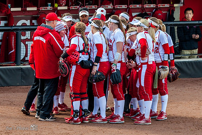 UW Sports - Softball - April 01, 2016