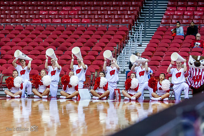 UW Sports - Cheerleaders [d] November 06, 2016