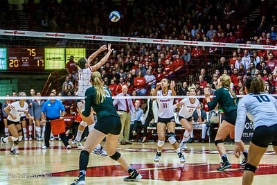 UW Sports - Volleyball - November 19, 2016