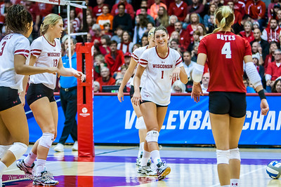 UW Sports - Volleyball - December 02, 2016