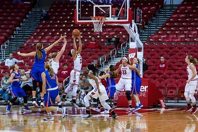 UW Sports - Women's Basketball - Nov 08, 2017