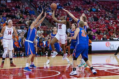 UW Sports - Women's Basketball [d] Nov 08, 2017